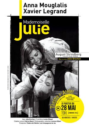 ba6918a0 Kammarspelet om den unga högadliga Julie och betjänten Jean, och deras  förehavanden under en midsommarnatt och morgon hade urpremiär i Köpenhamn  1889 och ...
